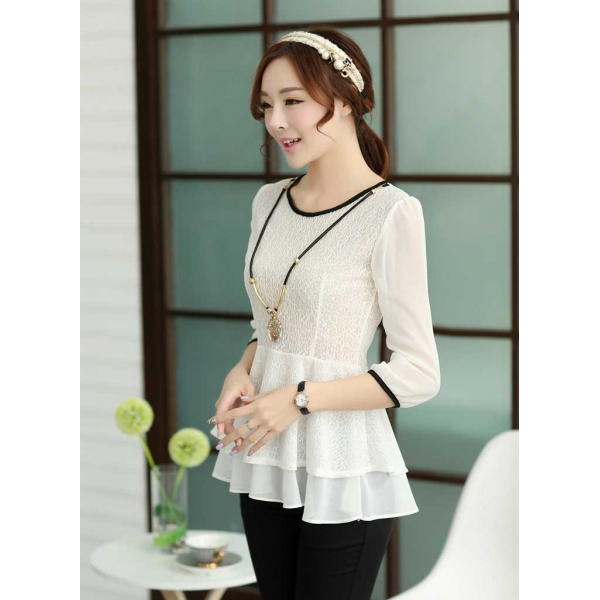 Fashion Blouse Retail 113